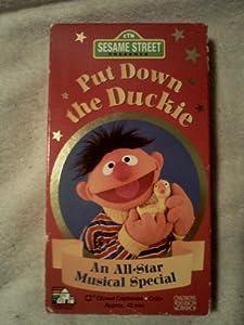 Amazon.com: Sesame Street Presents Put Down the Duckie ...