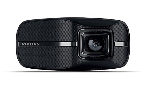 Philips-ADR81BLX1-Camra-Embarque-Dashcam-ADR-810-Full-HD-1080P-Dtecteur-Automatique-de-Collision-Indice-de-Fatigue-et-Alerte-Conducteur-Easycapture-pour-le-Accident