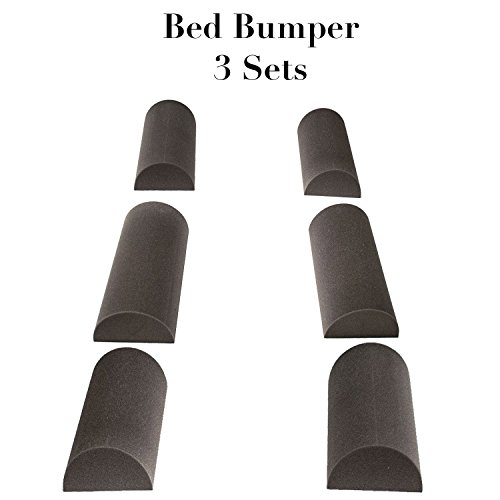 Bed-Rail-for-Toddlers-Bedding-Bumper-Pad-Safety-Guard-Rail-18-X-8-X-4-3-Sets