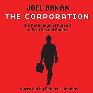 The Corporation Audiobook