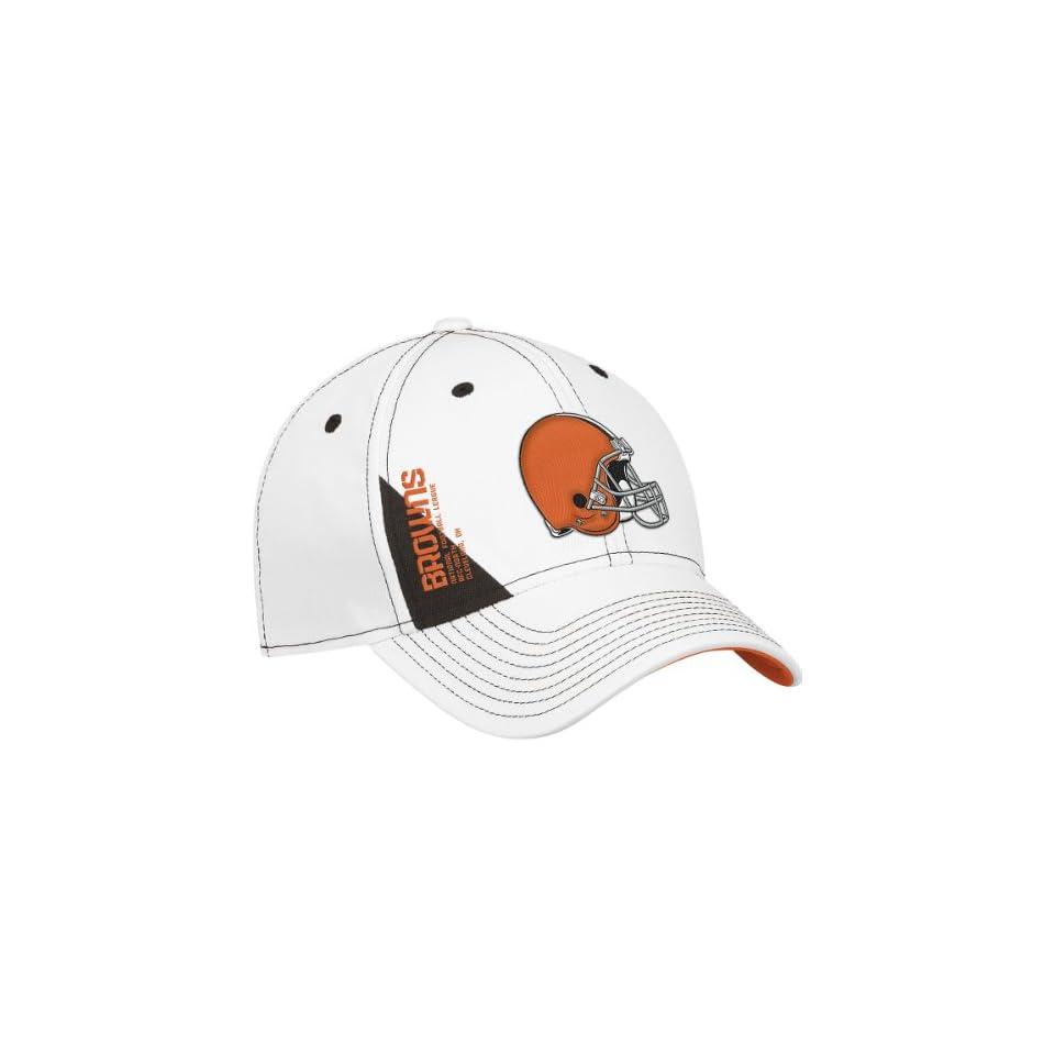 61d4a2893de Reebok Cleveland Browns 2010 Player Draft Hat on PopScreen