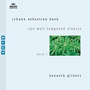 The well - tempered clavier, Book I