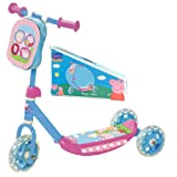 Mondo 28051 3 wheel scooter peppa pig
