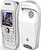 Sony Ericsson J300i Mobile Phone - Sensitive White - Unlocked - SIM Free