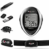 Polar CS600X Cycling Heart Rate Monitor with Power Sensor W.I.N.D. Image