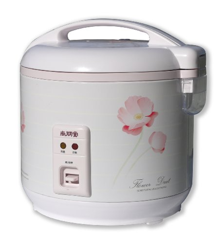 Sunpentown 10-Cup Rice Cooker (220V) (Exclusively Used In India, Uk, Sri Lanka And Nepal)