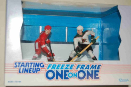 Freeze Frame One on One - Roenick / Yzerman