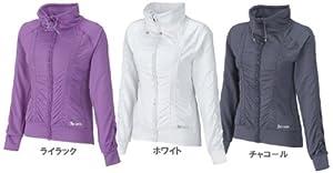 SRIXON(スリクソン)【Women'sトラックジャケット SDF-5260W】テニスウェア (ライラック, L)