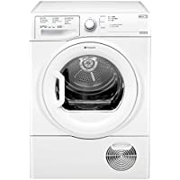 Hotpoint TCFS83BGP 8kg Aquarius Condenser Tumble Dryer (White)