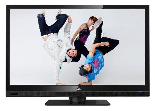 TCL L23F3303/G 58,4 cm (23 Zoll) LED-Backlight-Fernseher (HD-ready, 100Hz CMI, DVB-C/-T, HDMI, CI+, USB 2.0, VGA, Hotelmodus) schwarz
