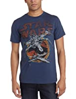 Old Glory Mens Star Wars - My Squadron Soft T-Shirt