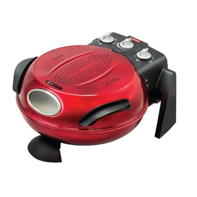 smart-rotating-stone-and-grill-pizza-oven-with-new-red-design-black