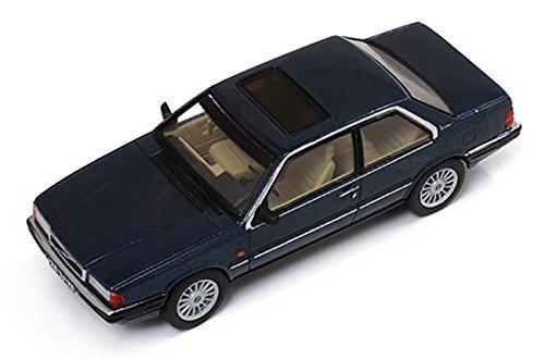 PremiumX - Modellino Auto Volvo 780 Bertone 1987 Dark Blue Scala 1:43