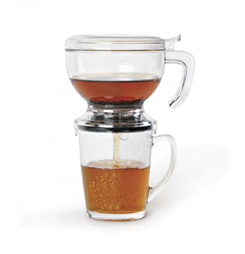 Zevro Simpliss 'A Tea-Direct Immersion Brewing System For Tea
