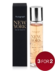 Autograph New York Eau de Toilette Purse Spray 25ml