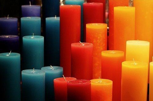 Randall's Candles Colorant pour fabrication de bougies 10 g permettent de colorer 1 Kg de cire