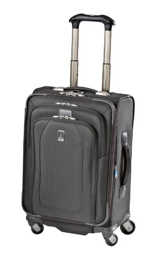 Travelpro Luggage Crew 9 21-Inch Expandable Suiter Spinner Bag, Black, One Size special offers