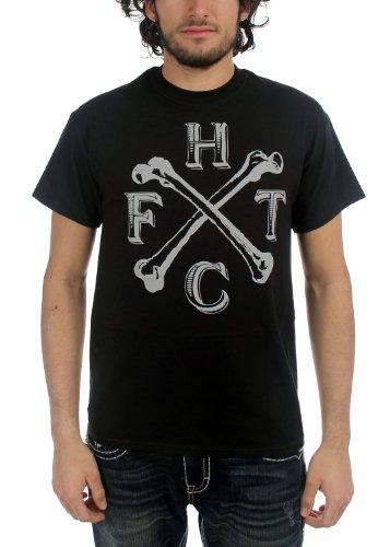 Frank Turner -  T-shirt - Uomo nero X-Large