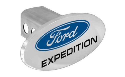 Ford Expedition Metal Trailer Hitch Cover Plug (Metal Trailer Hitch Plug compare prices)