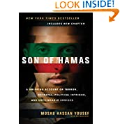 Mosab Hassan Yousef (Author), Ron Brackin (Contributor)  209% Sales Rank in Books: 178 (was 551 yesterday)  (426)  Buy new:  $15.99  $12.98  43 used & new from $12.65