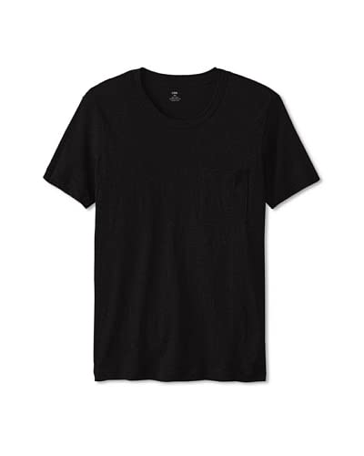 LnA Men's Pocket Crew Neck Tee