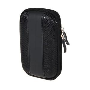 Black EVA camera case for Olympus VH-520 VR-370 TG-830 TG-2 TG-1 SZ10 SZ-30MR, PENTAX WG-1 RZ10 RZ18 VS20, Pentax ricoh HZ15, Pentax Ricoh CX6 GXR, Pentax Q Q10 TG3 TG850