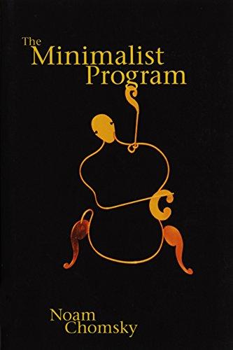 The Minimalist Program