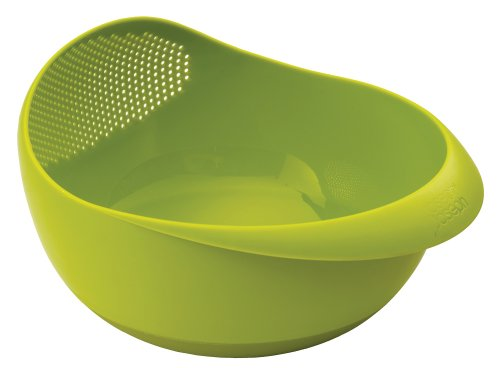 joseph-joseph-prep-and-serve-multi-function-bowl-with-integrated-colander-large-green
