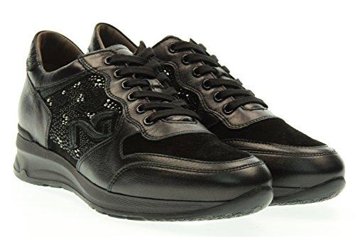 NERO GIARDINI donna sneakers basse A616054D/100 35 Nero