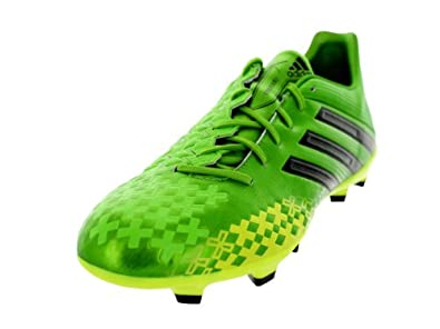 adidas Mens Predator Absolado LZ TRX FG 9.0 M US Ray Green/Black/Electricity