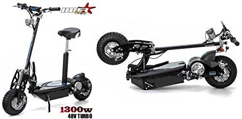 Scooter patinete eléctrico de 1300w