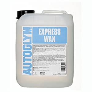 Autoglym Exterior Express Wax 23 5L: Amazon.co.uk: DIY & Tools