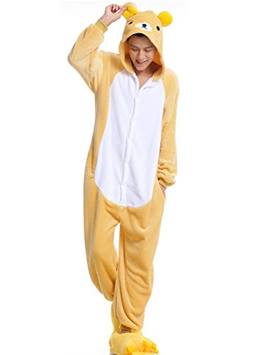 Unisex Costume Bear Onesie