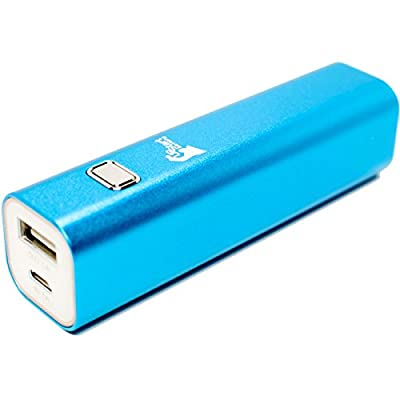 3000mAh External Battery Pack Power Bank - USB Portable Charger for Samsung Galaxy S5, S4, S3, Note 3, HTC One, Amazon Kindle, Blackberry Z10, Sony Xperia Z & Other Smartphones, Mobile Cell Phones, Tablets, & Portable DVDs - by Upstart Battery