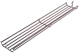 Music City Metals Chrome Steel Wire Warming Rack for Weber Grills at Sears.com