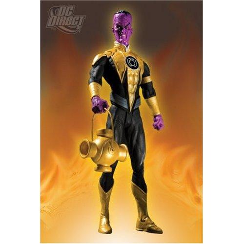 Buy Low Price DC Direct Green Lantern Series 3: Sinestro Action Figure (B000ZLX18M)