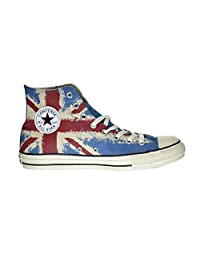 Converse All Star Unisex Shoes Atlantic/Red/Blue 149497f