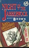 Night of the Jabberwock (0688031501) by Brown, Fredric