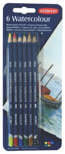 Derwent-Watercolor-Pencils
