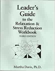 REDUCTION RELAXATION WORKBOOK STRESS AND THE