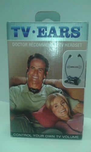Tv Ears Tv Headset
