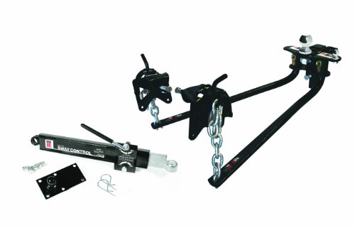 For Sale! Camco 48058 Elite Weight Distributing Hitch Kit for RV - 1,000 lbs Capacity
