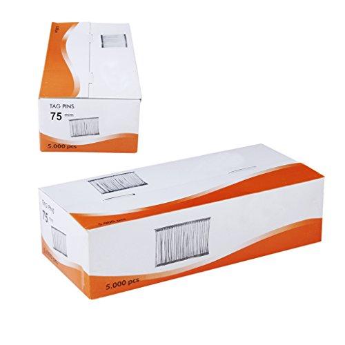 5000pcs 75mm Attaches pour Étiqueteuse Machine d'Étiquettes de Prix Standard