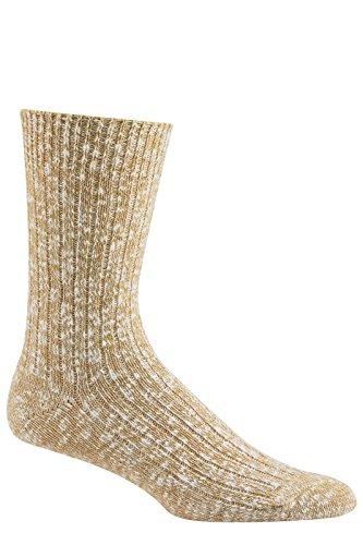 wigwam-cipres-casual-ragg-estilo-calcetines-blanco-amarillo-grande-talla-8-115