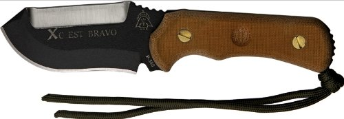 Tops Knives Xcest Bravo Cross Country Emergency Support Tool / Knife Model Xcest-B