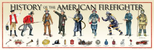 History of the American Firefighter, 11 3/4