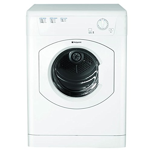 Hotpoint FETV60CP 6kg Freestanding Vented Tumble Dryer Polar White