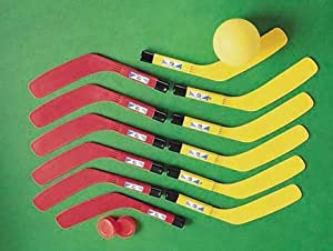 Cramer Z Scooter Board Hockey Set by Cramer