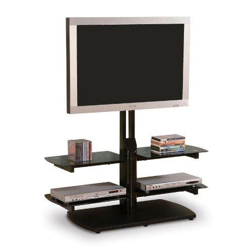 Cheap GL-860TV Black modern TV stand (GL-860TV)