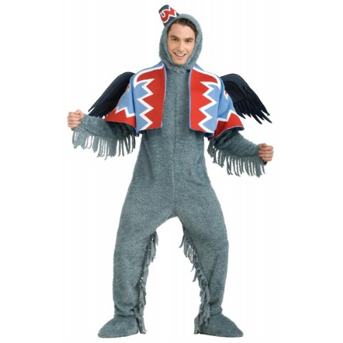 Flying Monkey Costume - Standard - Chest Size 40-44